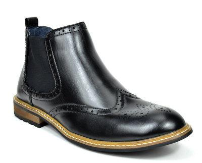 Bruno Oxfords Chelsea Ankle Boots