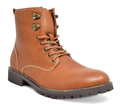Bruno Motorcycle Combat Chelsea Ankle Boots