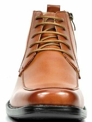 Brown Lined Ankle Boots 10.5 M