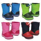Crocs Crocband LodgePoint Rain Boot Kids Boys Girls Unisex D