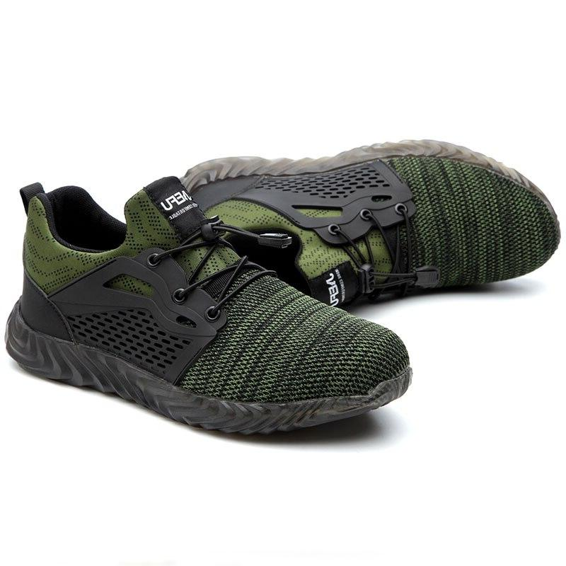 Dropshipping Indestructible Men Women Steel Toe Air Safety <font><b>Boots</b></font> Puncture-Proof Shoes