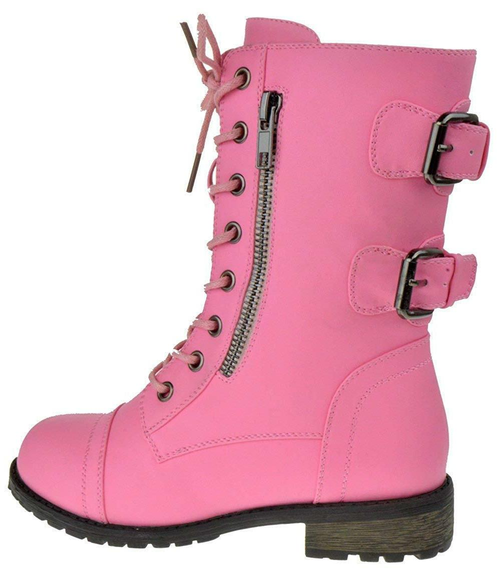 Forever Link 61K Lace Up Boots |