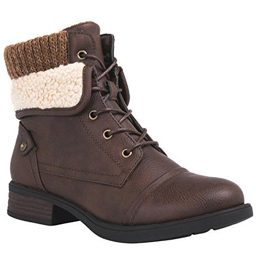 Globalwin Women's Ankle Fashion Boots