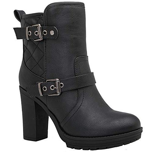 Globalwin 18YY36 High Ankle Boots