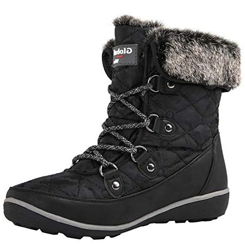 Globalwin Snow Boots 8.5M