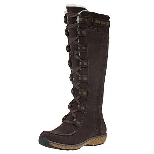 granby tall dark brown waterproof