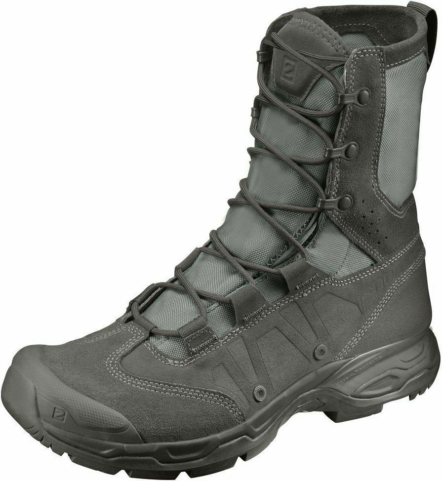 size 40 0681e 1b714 Salomon Jungle Ultra Boot Beluga Castor ...