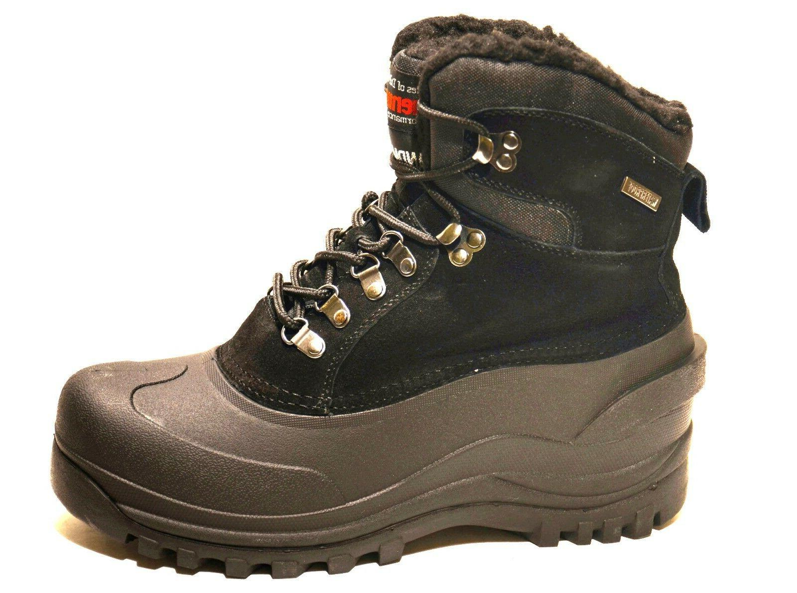 LM Winter Snow Boots Shoes Warm Lined