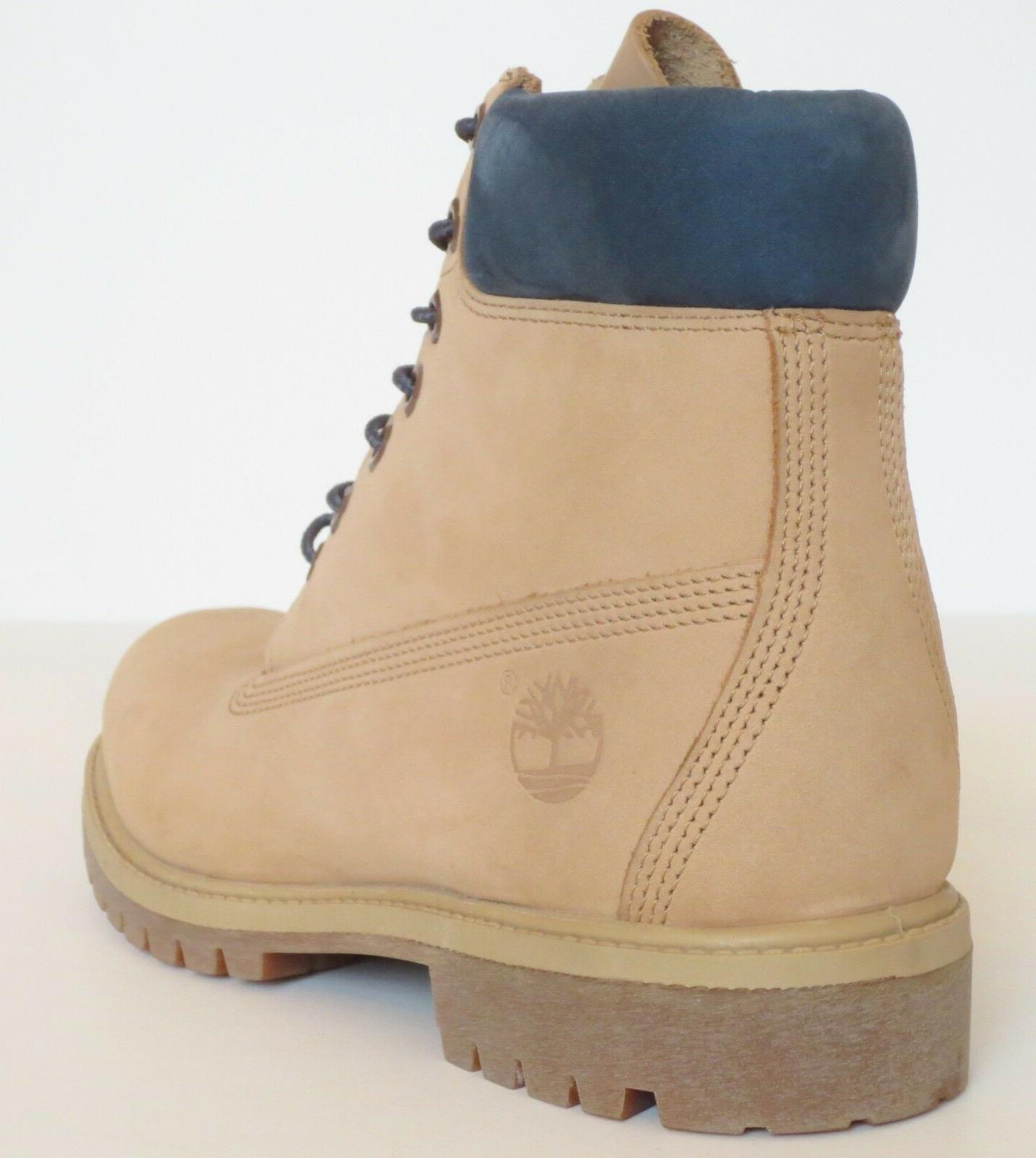 Timberland Premium Work Boots Style A1LTS / Sand