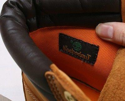 """Timberland 6""""Inch Waterproof WORK BOOTS Sole AllSizes"""