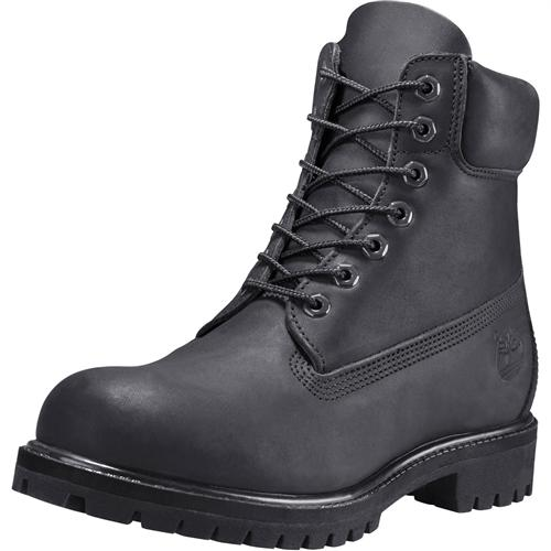 "Men's Timberland 6"" Premium  Leather Waterproof Work Boots T"