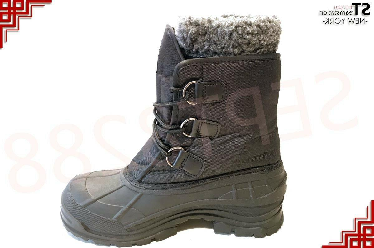 Men's Boots Shoes Thermolite 10""