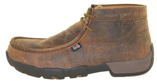 Justin Brown Boots Style