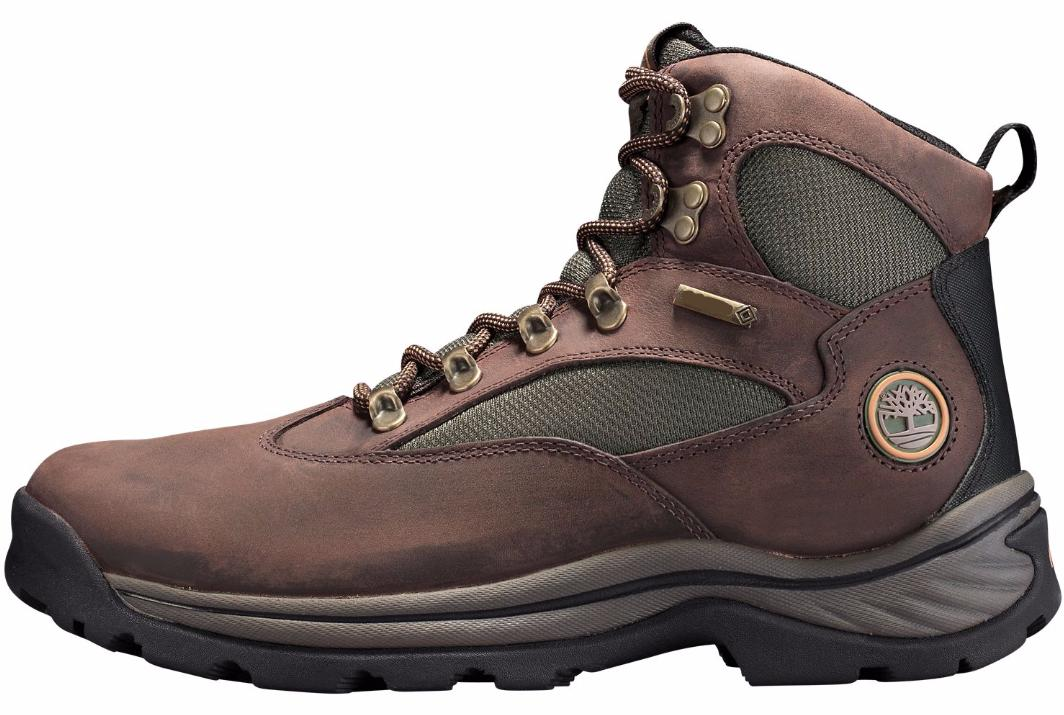 Timberland Mid Waterproof Hiking Boots Brown 15130