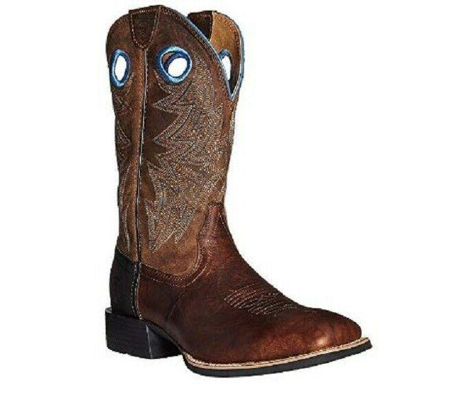 mens heritage cowhorse western cowboy boots 10018727