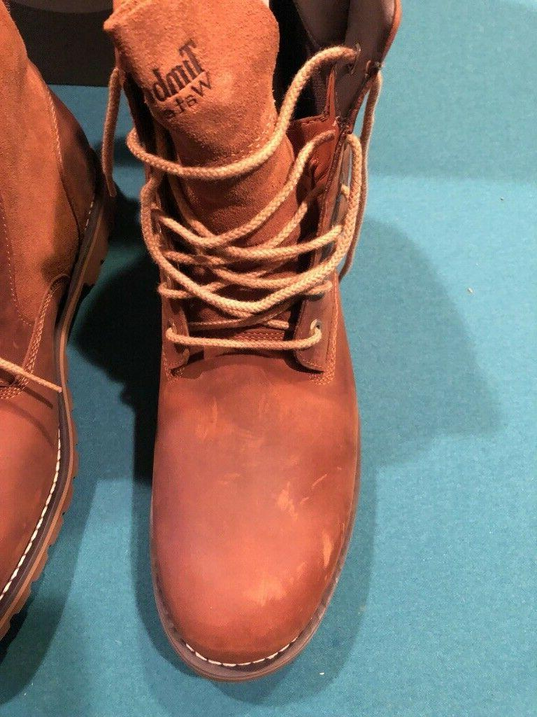 """TIMBERLAND Boots 6"""" Size 12 NEW!"""