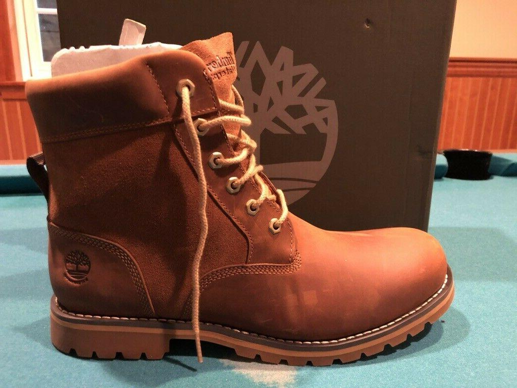 TIMBERLAND Men's Hommes Boots Size NEW!