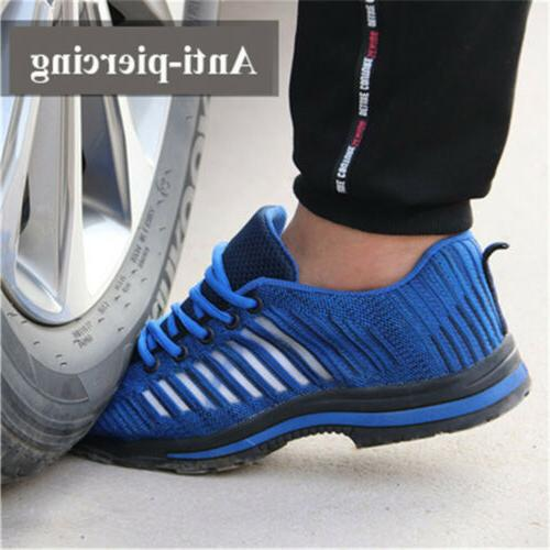 Men's Safety Shoes Toe Work Hiking Climbing USA