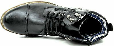 BRUNO Men's Combat Boots US