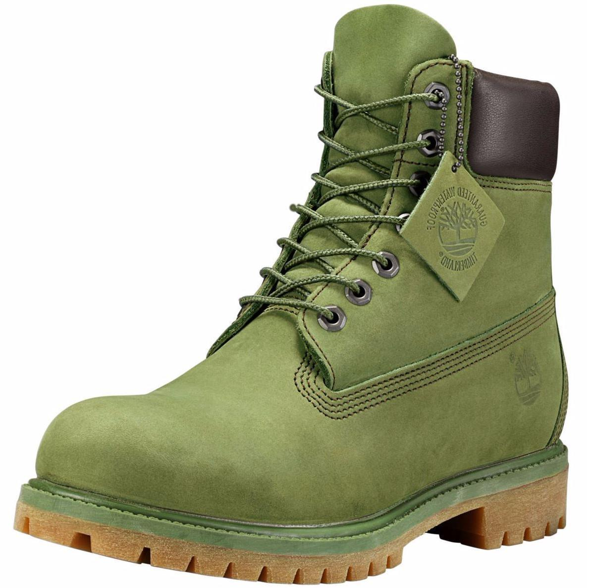 Timberland Men's inch Leather Medium A1M72