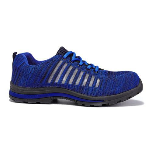 Men's Safety Toe Hiking Climbing Sneakers