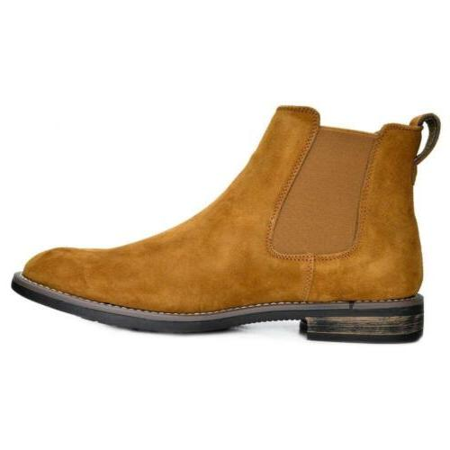 BRUNO MARC NEW Men's Chukka Boots