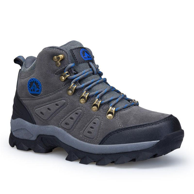 Men's winter rain work hiking leather ankle hunting waterpro