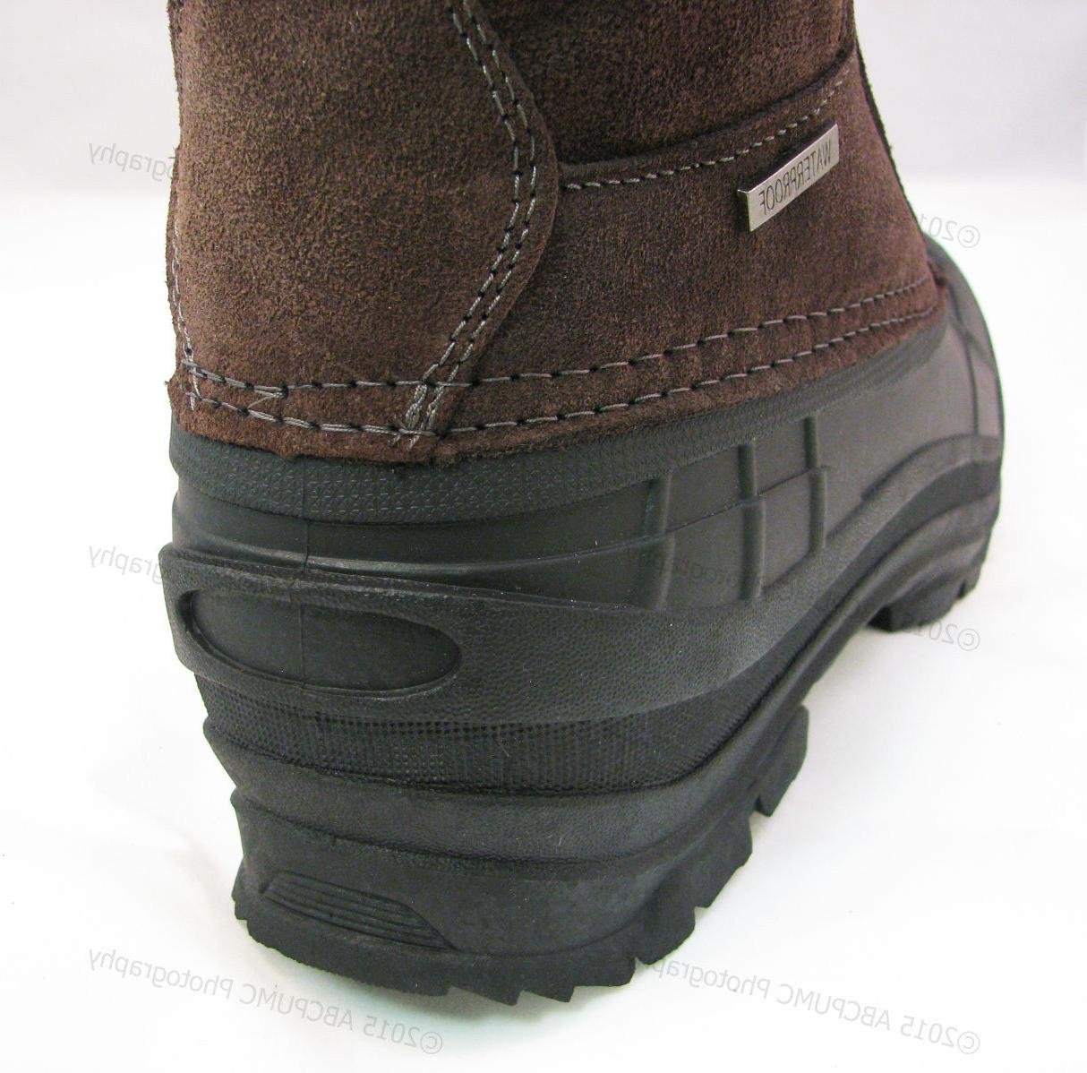 Brand New Boots Leather Insulated Waterproof Hiking