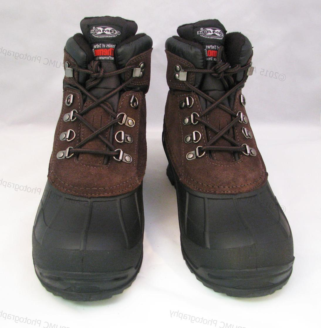 Brand Boots Leather Waterproof