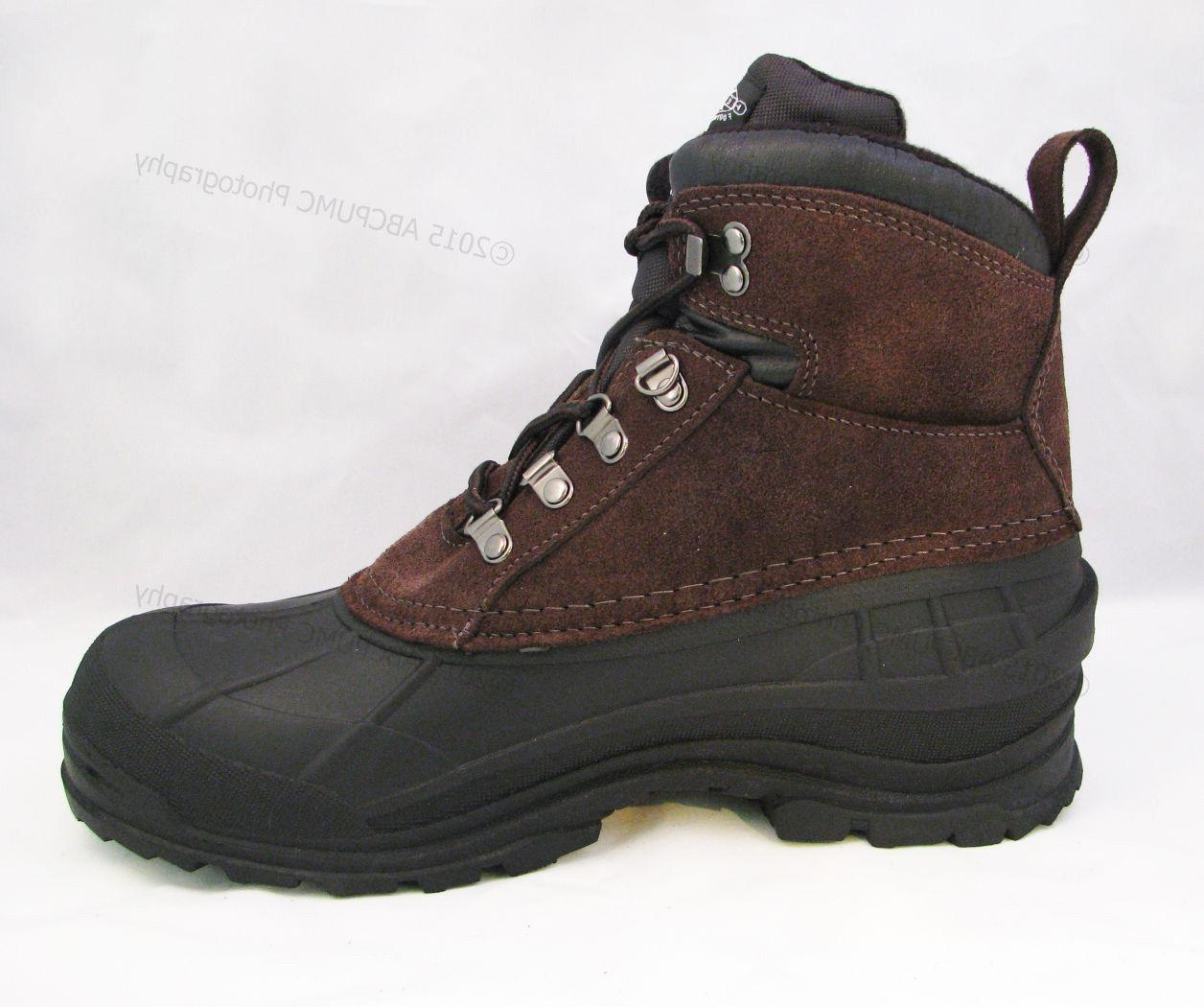 """Brand Boots Leather 6"""" Insulated"""