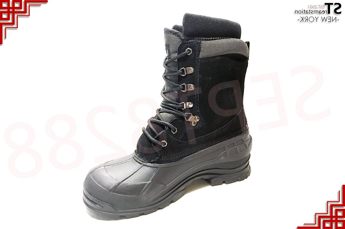 LM Men's Boots Shoes Work Insulated Waterproof
