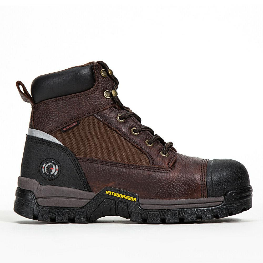 Work Boots Composite Toe Working Shoes