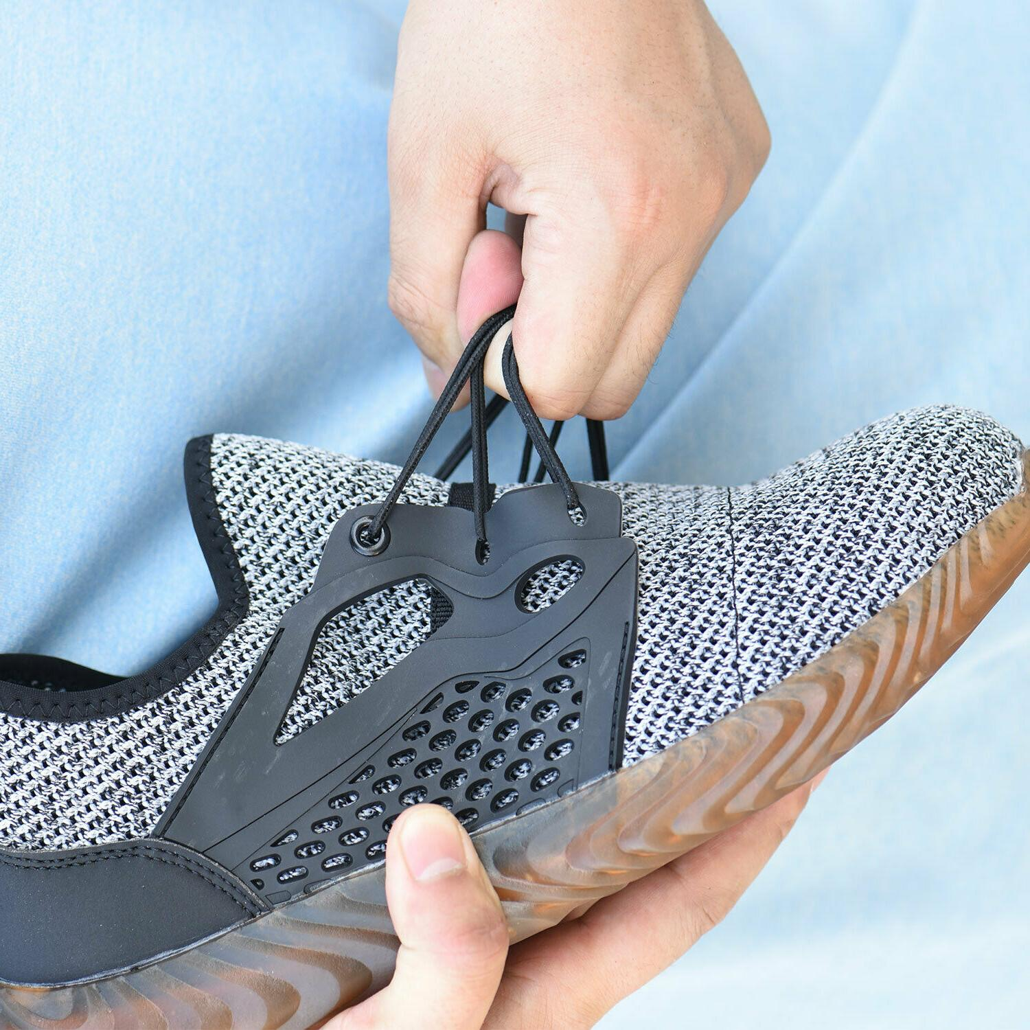Steel Indestructible Breathable Leisure
