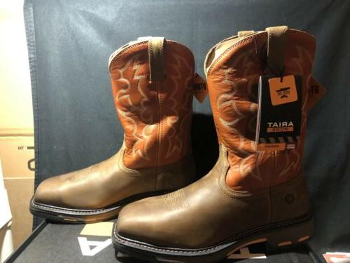 Men's Workhog Toe Size 11 D NEW WITH TAGS
