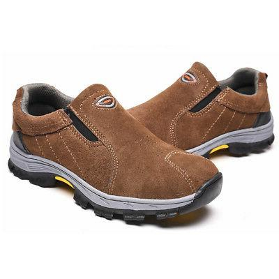 YJP Steel Safety Shoes Casual Hiking