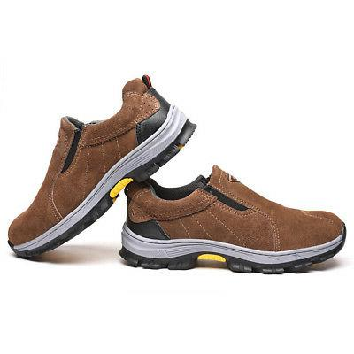 YJP Steel Safety Casual Climbing Sneakers