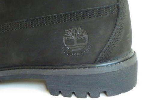 Timberland Mens Inch Double Leather Work Style 73541