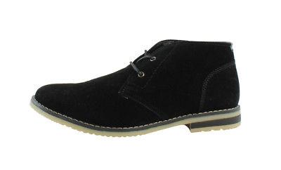 mens black ankle boots size 7 190410