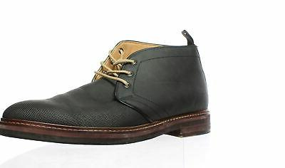 mens black ankle boots size 9 5