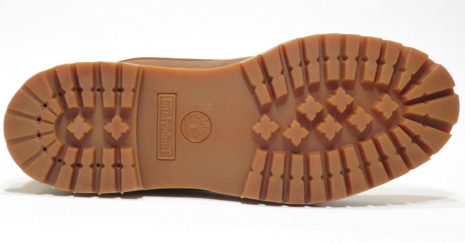 Timberland Brown Inch Sole Leather A1QZJ