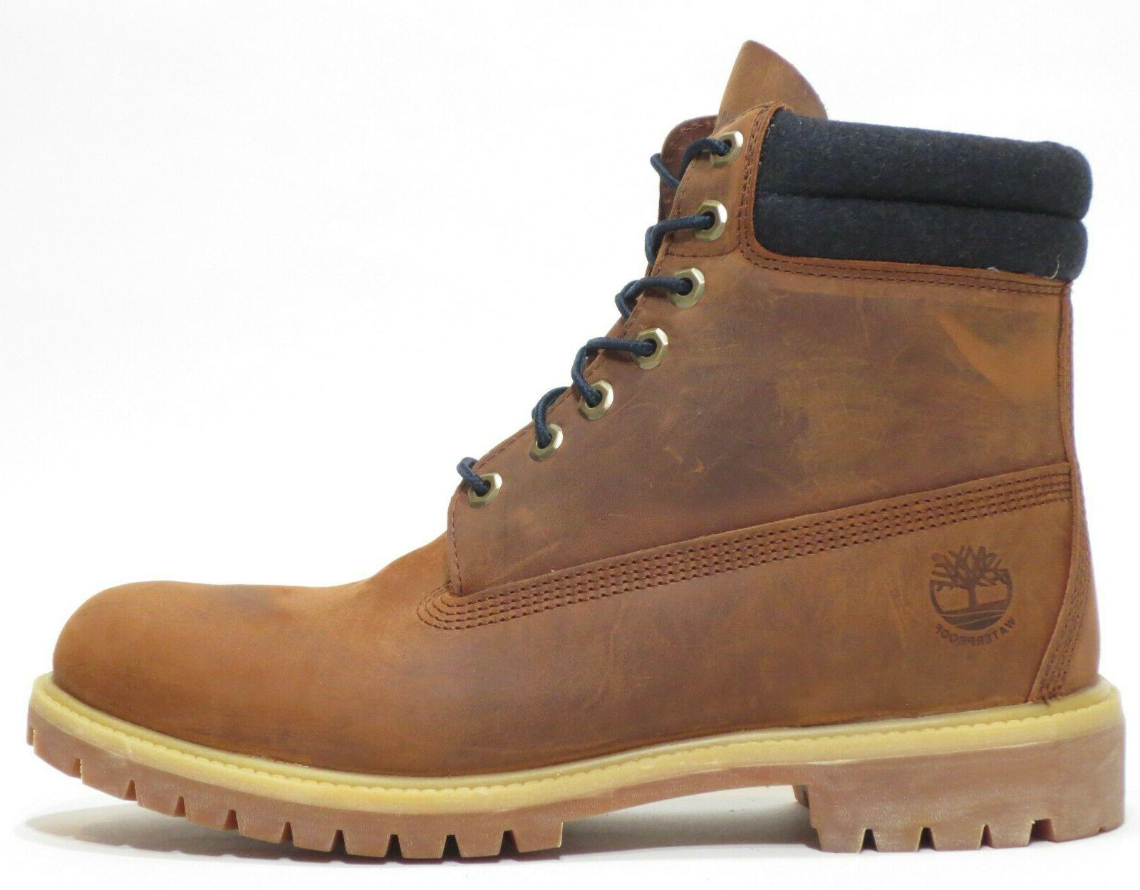 Timberland Inch Leather Work A1QZJ
