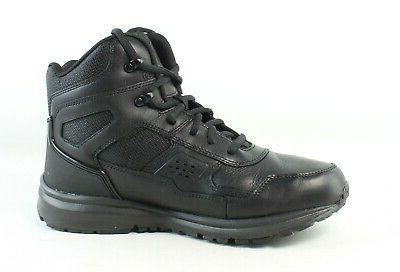 Bates Mens Mid Black 9