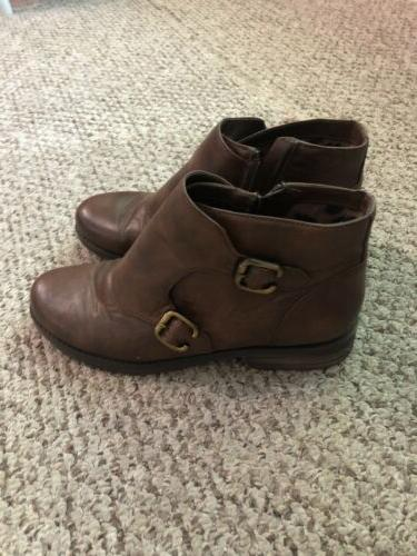 Naturalizer COMFORT Brown Ankle 9,5