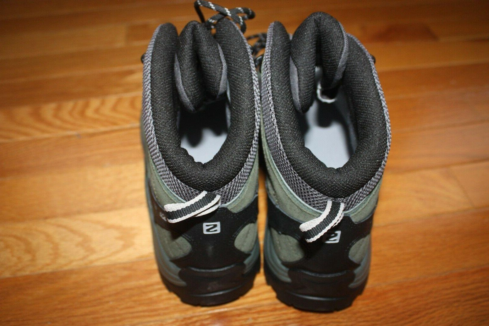 New In Men's Salomon Authentic LTR Backpacking Boots