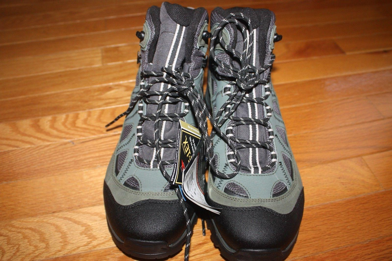 New Men's Salomon LTR Backpacking Boots US FAST