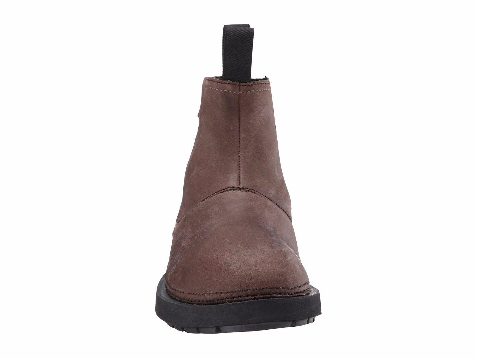 NEW Men's Crocs Breck Boot Leather Shoes 8 12