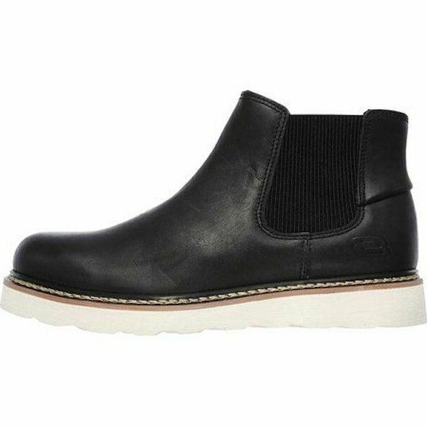 NEW WORK BOOTS BLACK -
