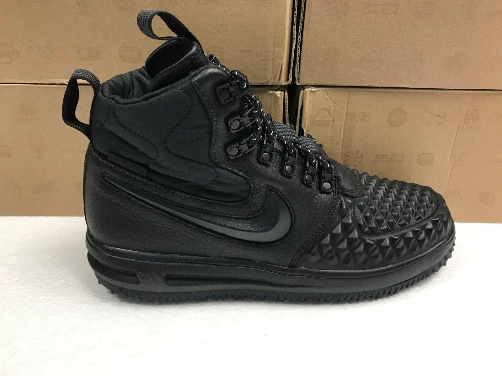 NEW MENS LF1 LUNAR FORCE BOOTS 916682 002-MULTIPLE SIZES