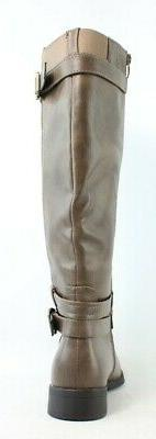 New Global Win Womens Taupe Riding 9