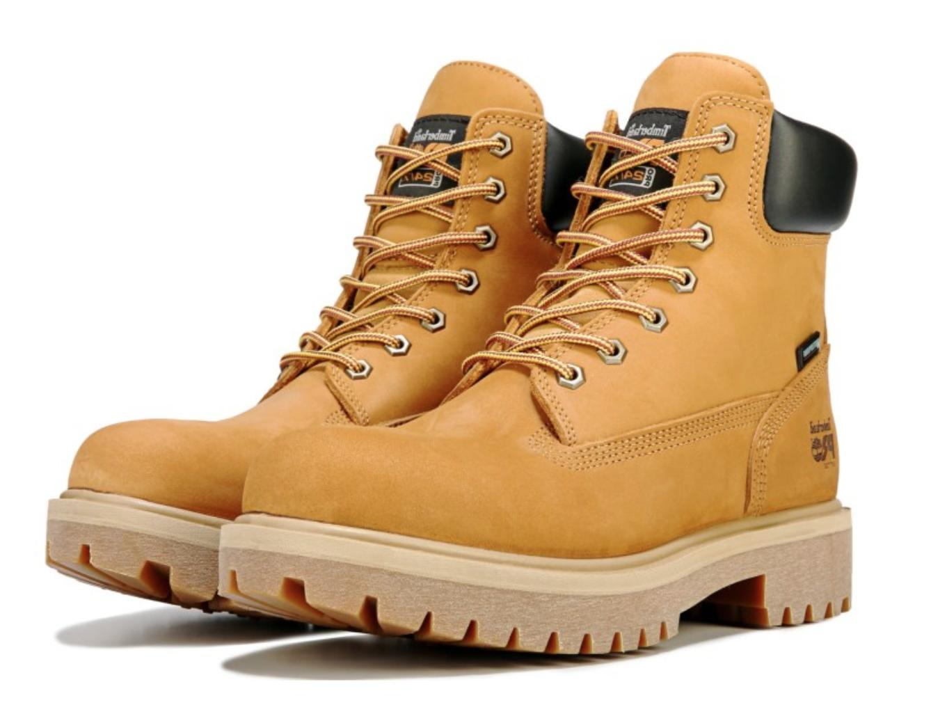 pro direct attach 6 working boots soft